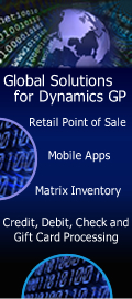 Global Solutions for Microsoft Dynamics GP